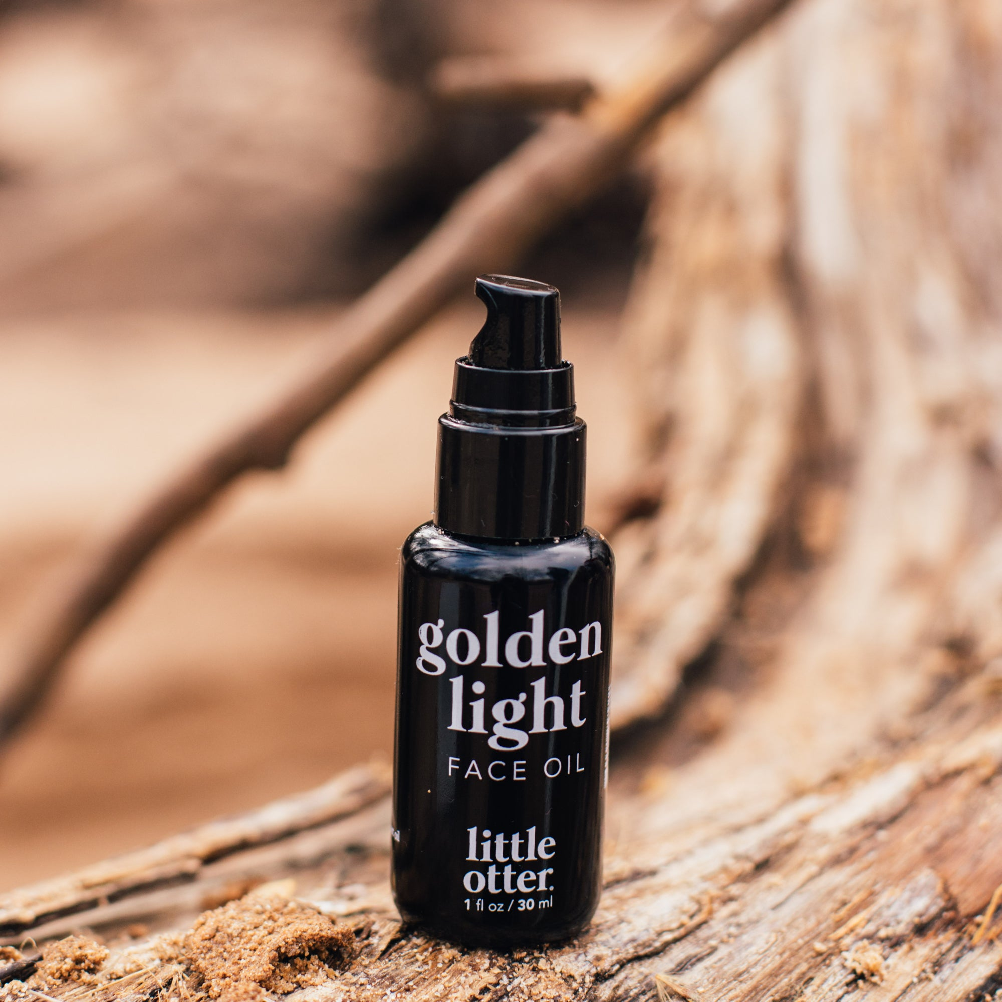 Golden Light Face Oil