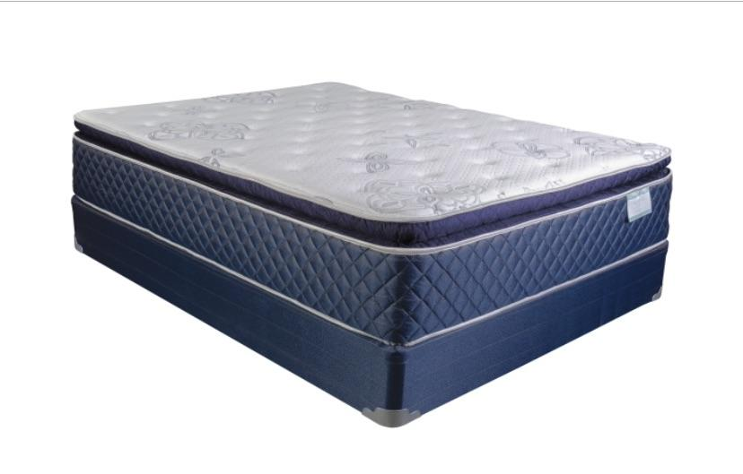 Comfort Pillow Top Mattress 13 inches In All Sizes