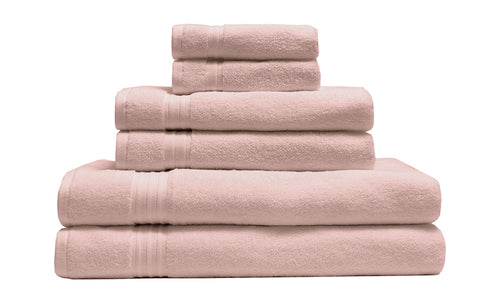 Smooth Organic Soft Cotton Hand Towel Set