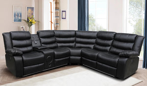 Motion Sectional sofa in raz outlets furniture store