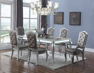 Glamorous Style Dining Table Set with chairs