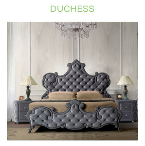 Modern Duchess bed frame | Feel Like a Queen | RAZOUTLETsS