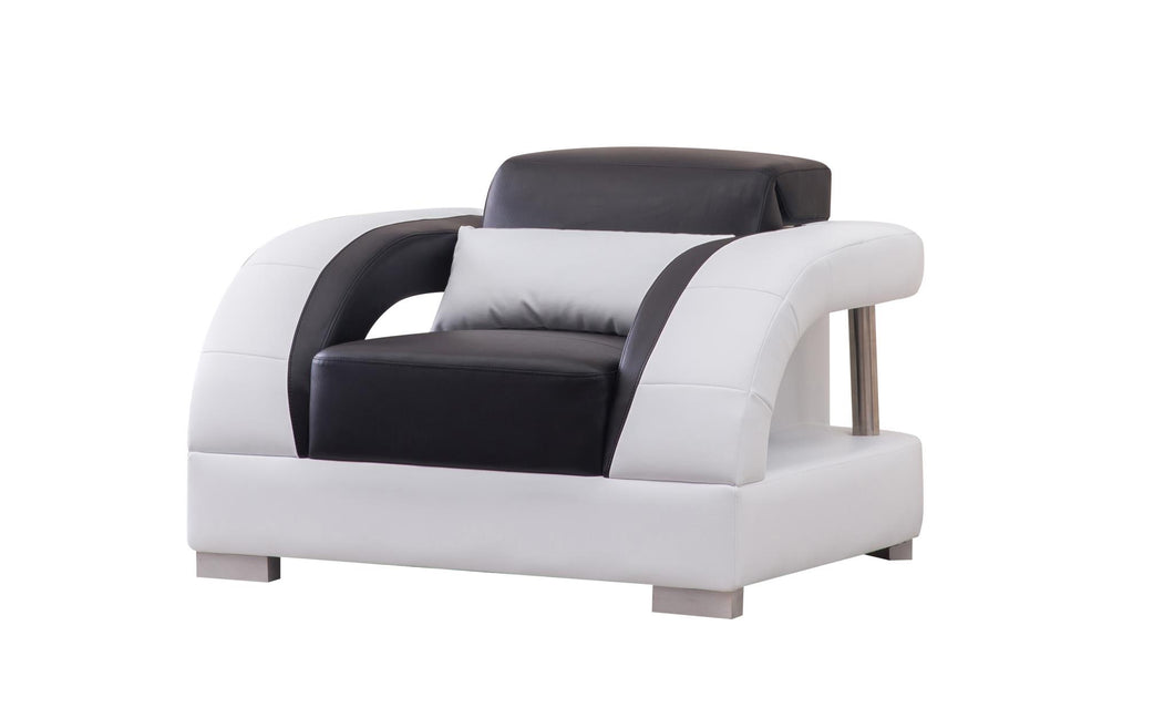 Bonded Leather Sofa Set chair | RAZOUTLETS
