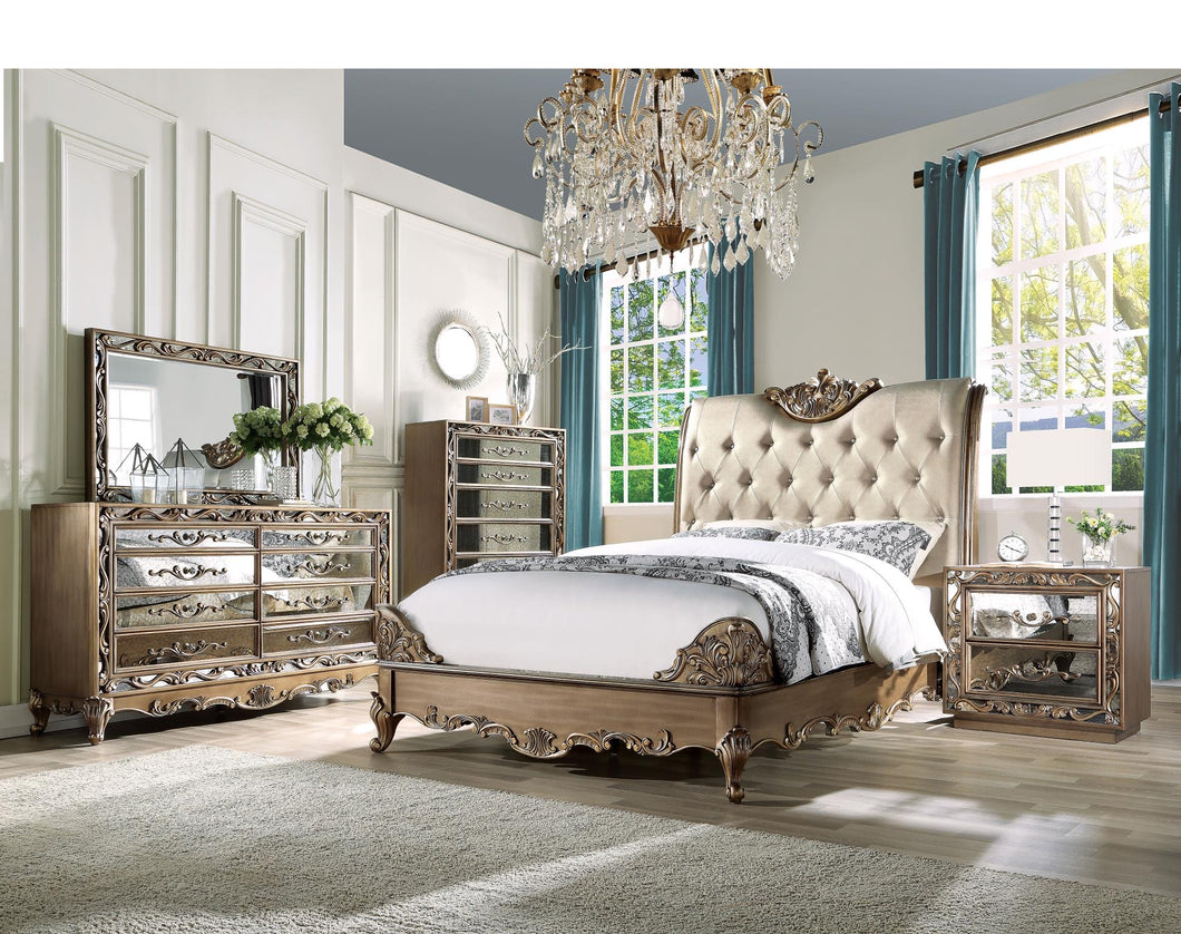 Orianne Luxury Complete Bed Set - RAZ Outlets Furniture Store