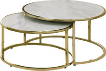 Massimo Gold Coffee Table In New Look