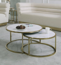 Massimo Gold Coffee Table