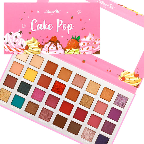 Cake Pop Eyeshadow Palette
