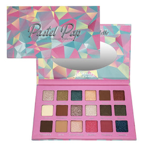 Pastel Pop Soft Shine Makeup Palette