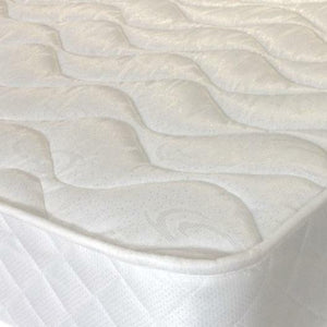 The Aherlow Mattress | bonnel Spring | Damask fabric