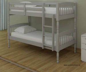 Grey Bunk Bed | Frame |