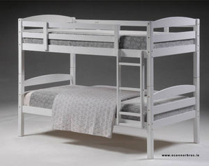 Mars White Bunk Bed | Frame |