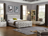Galaxy King 5'' Bed and Manhattan Pocket Mattress