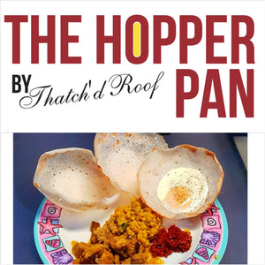 The Hopper Pan by Thatch'd Roof