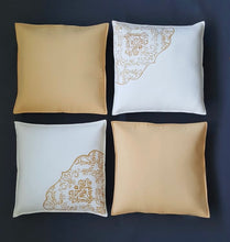 Hand Painted 'Classical' Cushion Cover Set