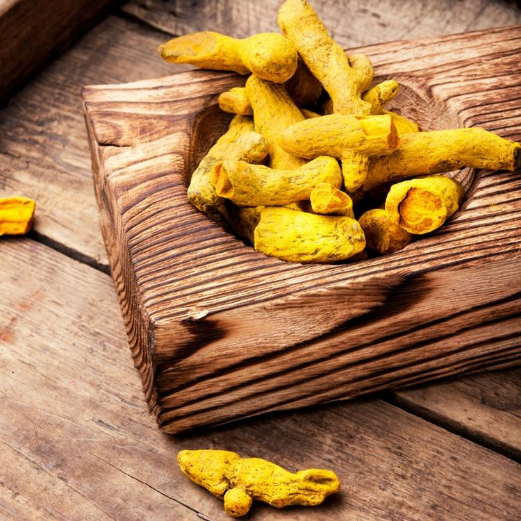 WHY WE DON'T EXTRACT CURCUMIN FROM THE TURMERIC ROOT?