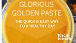 GLORIOUS GOLDEN PASTE! QUICK AND EASY.