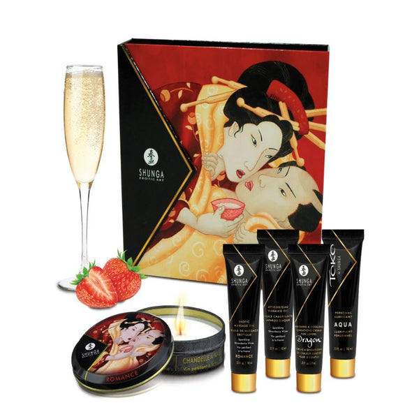 Coffret secret de Geisha