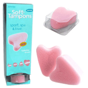 Soft tampons hygiéniques