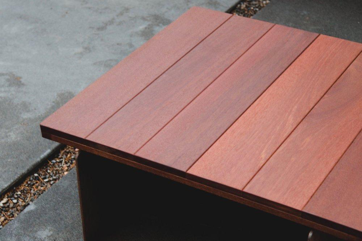 Stahl® Teak Wood Top