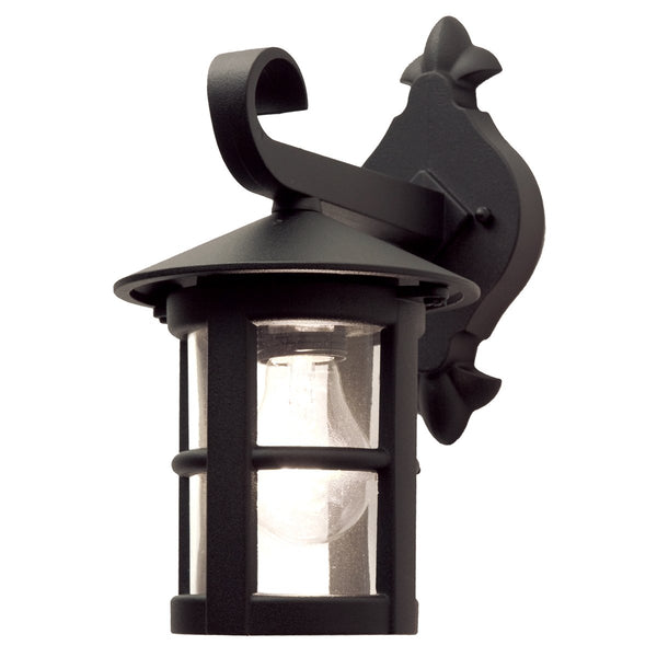 Hereford 1 Light Wall Down Lantern - Elstead Lighting