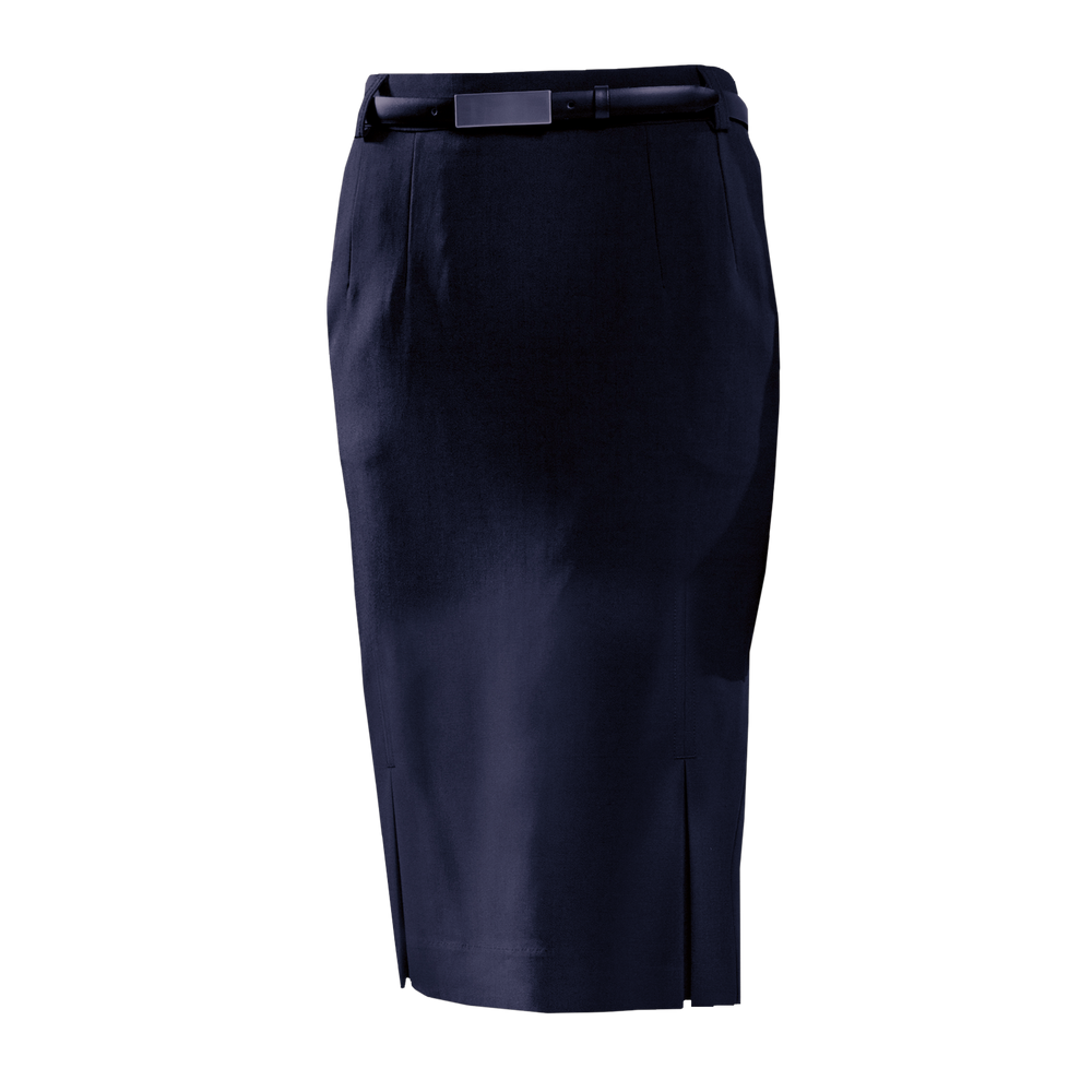Ladies Box Pleat Skirt
