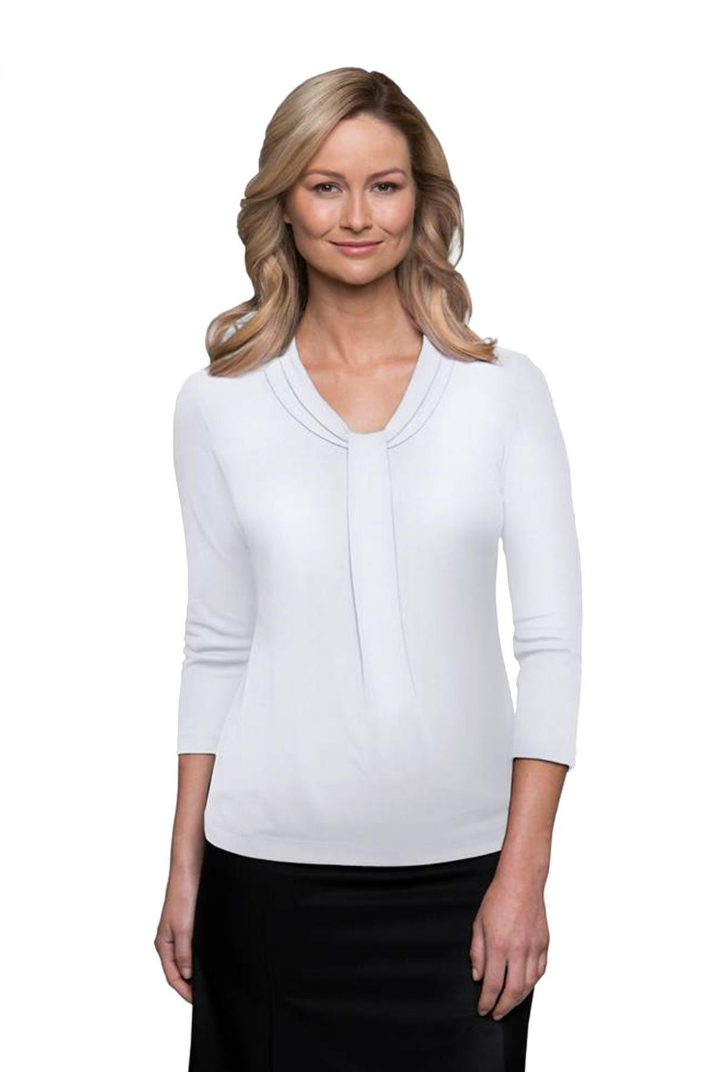 Pippa Knit Top 3/4 Sleeve