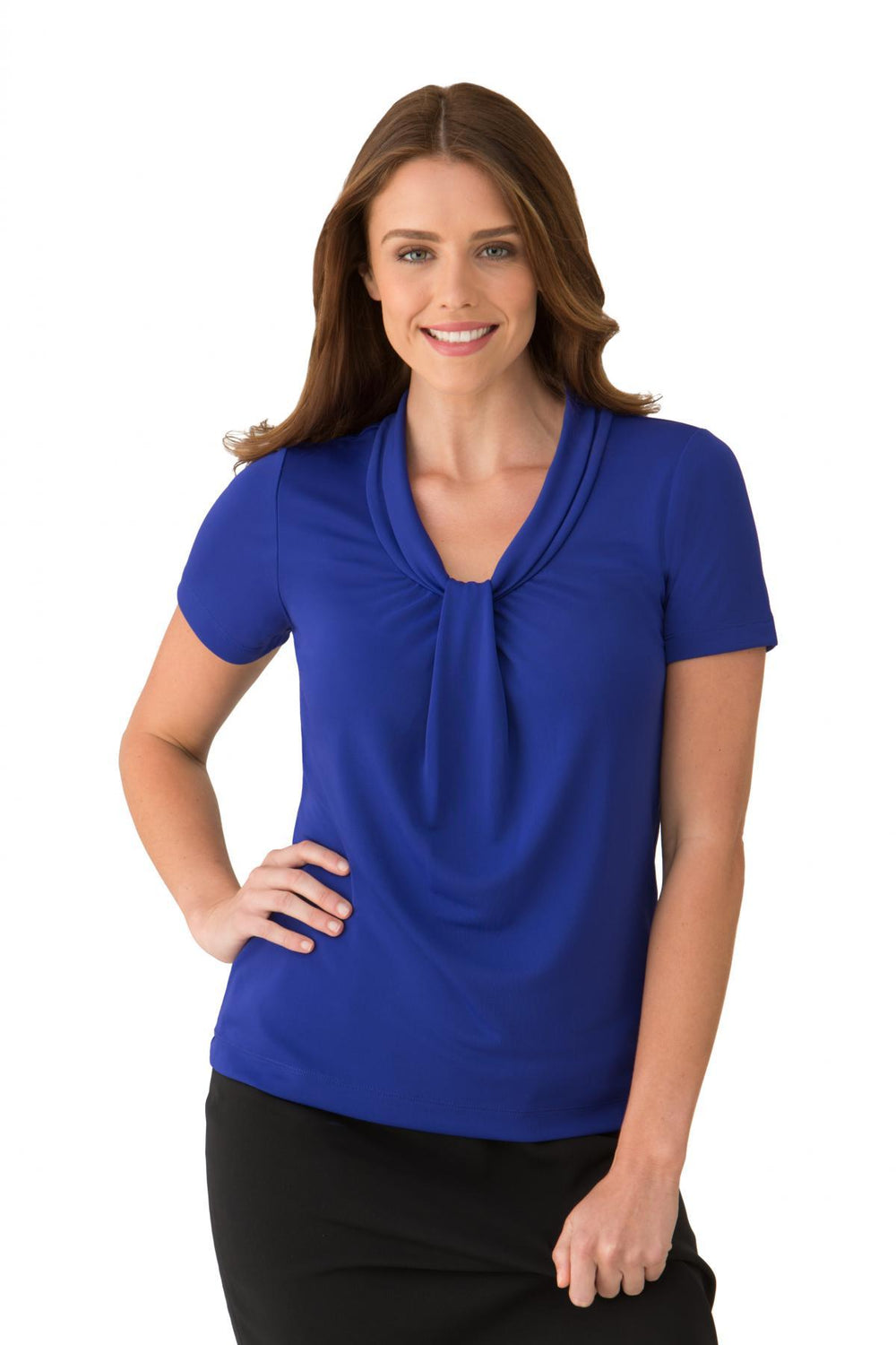Pippa Knit Top Short Sleeve