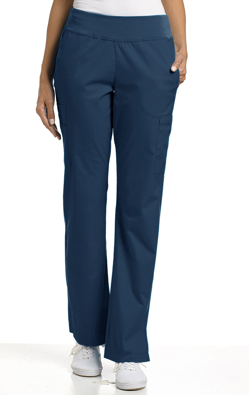 LADIES ALLURE YOGA SCRUB PANTS