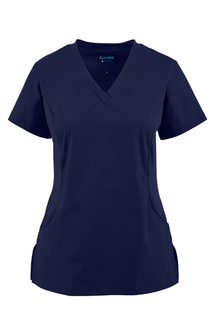 LADIES ALLURE SCRUB TOP
