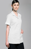 PENNY REVERE COLLAR SHORT SLEEVE TUNIC