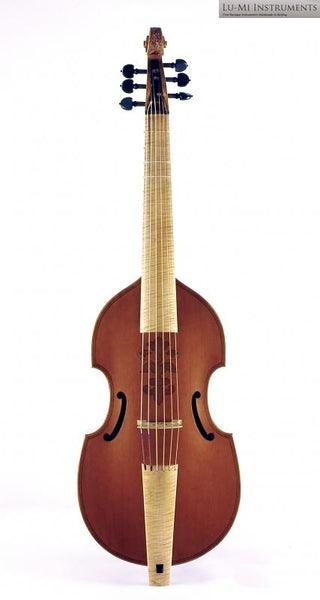6-String Bass Viol after Barak Norman by Lu-Mi