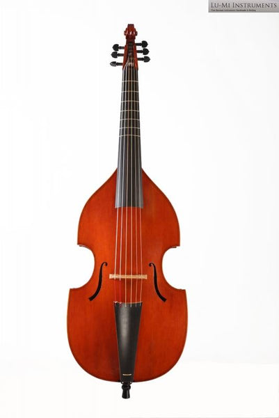 Violone in G after Ernst Busch (1640) by Lu-Mi