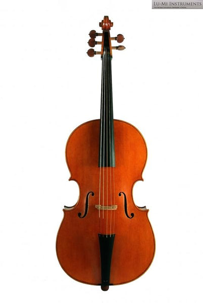 5-String Baroque Cello after Antonio and Girolamo Amati by Lu-Mi