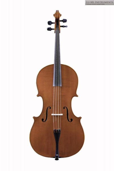 Baroque Cello after Antonius Stradivarius (1701) by Lu-Mi
