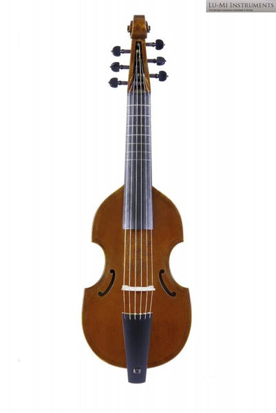 Large Treble Viol after John Hoskins (1609) by Lu-Mi