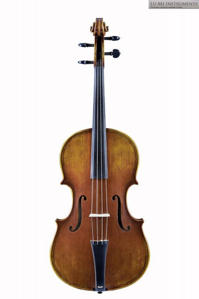 Large Baroque Viola after Gasparo da Salo (1580) by Lu-Mi
