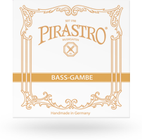 Chorda Gut Strings for Bass Gamba by Pirastro