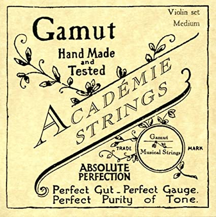 Acadamie Gut Strings for Cello by Gamut