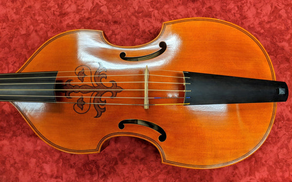 Used Bass Viola da Gamba by Paul Hart