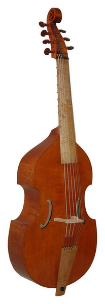 Bertrand Model 7-String Bass Viola da Gamba by Charlie Ogle