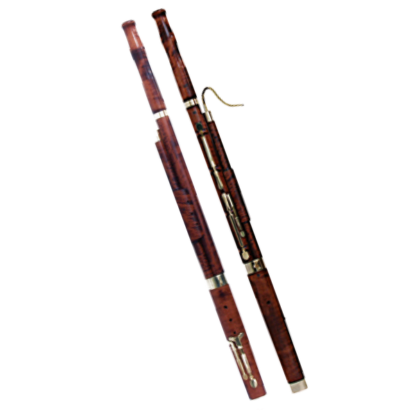 Baroque Bassoon: Anonymo (440 Hz) by Guntram Wolf