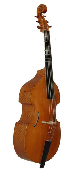 Barak Norman Model 6-string Bass Viola da Gamba by Charlie Ogle