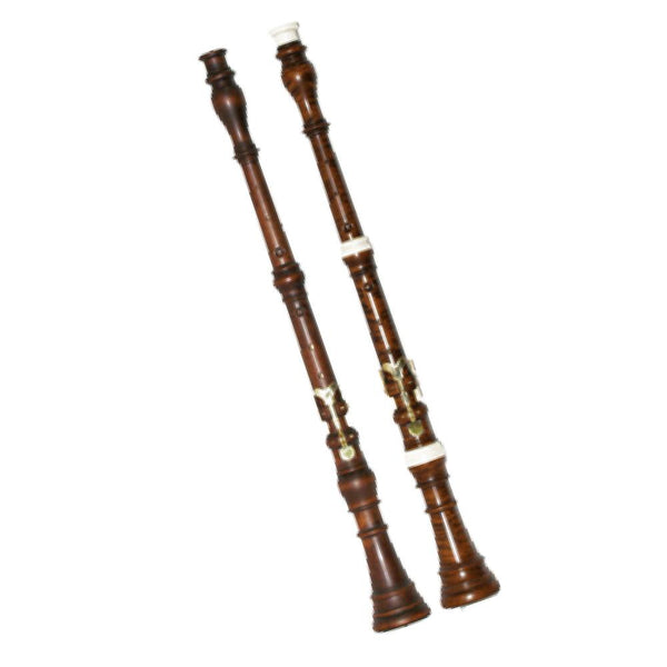 Baroque Oboes by Guntram Wolf