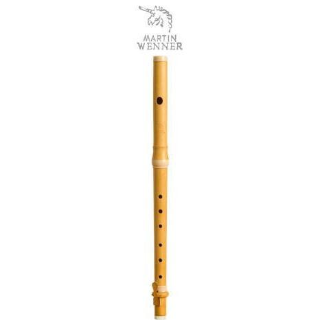 M. Wenner Piccolo Transverse Flute by Martin Wenner
