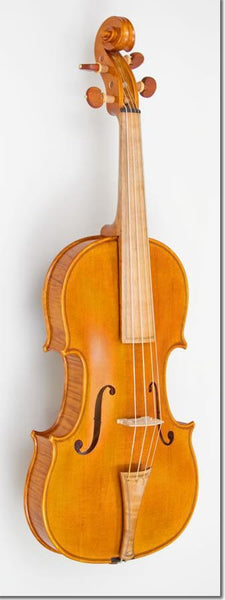 Baroque Violin by Charlie Ogle