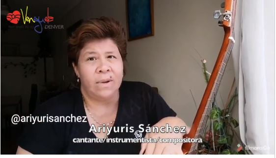 Ariyuris Sanchez - Caminos de Esperanza - Video