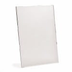 A4 notice holder, wall & window mounting with PVC