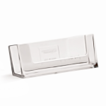 Business Card Holder, 1 pocket, horizontal
