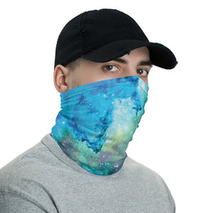 Gaiter Space Design Virus Protection Face Mask (Covid19)