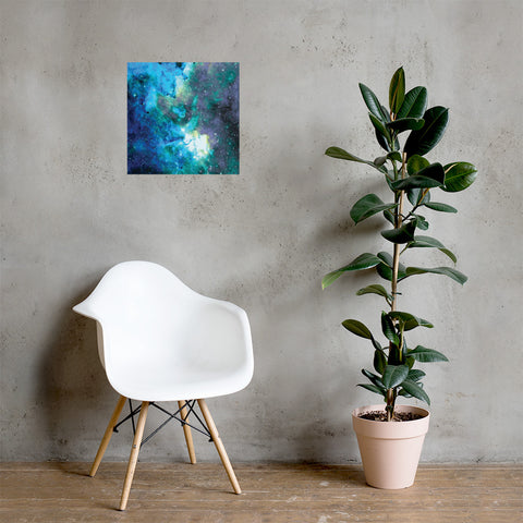 Image of Space Photo Paper Poster